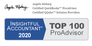 Angela Meharg Signature & Certifications